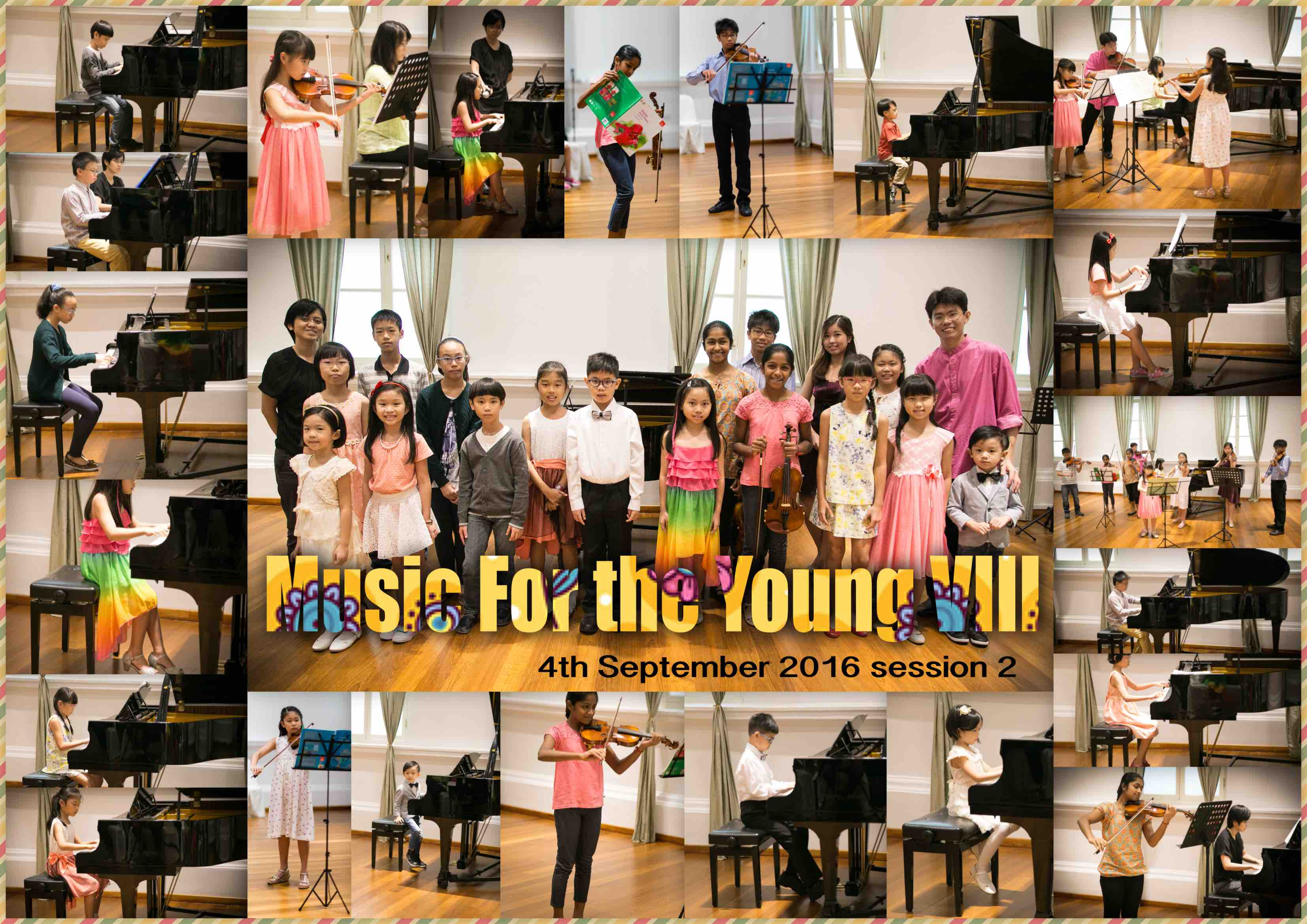 music for the young VIII